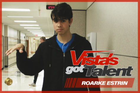 Vista's Got Talent: Roarke Estrin