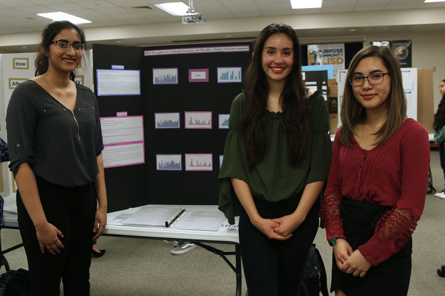 Science Fair project reveals science behind cheating
