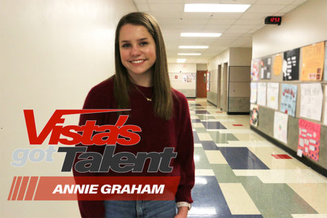 Vista's Got Talent: Annie Graham
