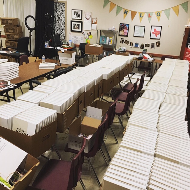 Yearbook Distribution Day May 15