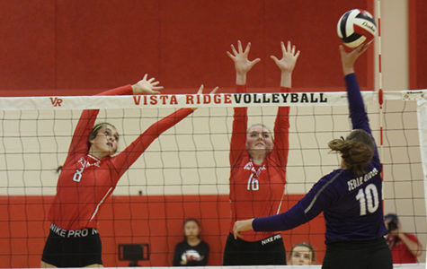 Varsity Volleyball Sets up for Success
