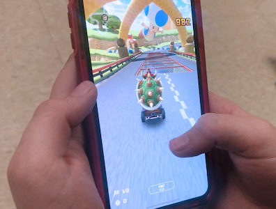 MarioKart Tour Races to Top of App Charts