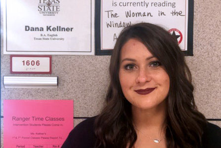 New staff members begin school year