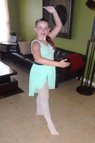 Sophomore Leaps to Dance Teacher Status