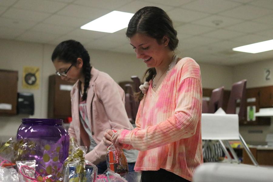 FCCLA, Birthday Boxes for Foster Care Children