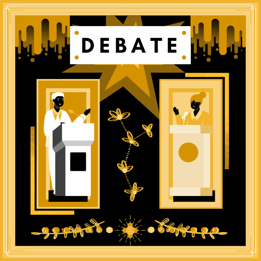 Debate Team Adjusts to Virtual Competitions Due to Pandemic