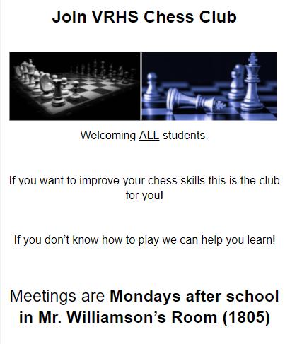 Club Spotlight: Chess Club Advances In!